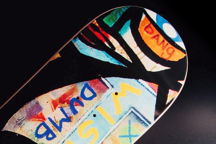 Wise By Markovich Techne Skateboards 3