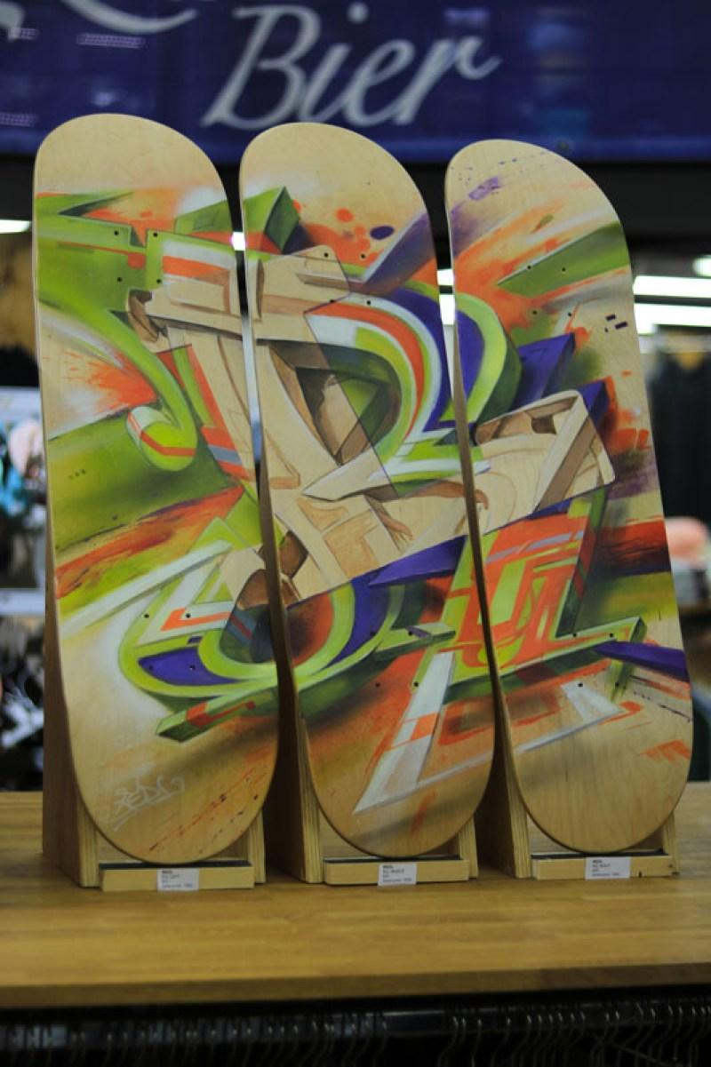 Doodha Meets Art Vol.IV Skate Exhibition 28