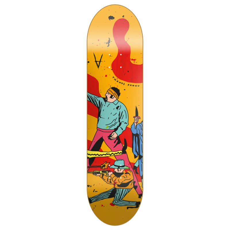 Matte Finish Series By Bob Mollema Antiz Skateboards 5