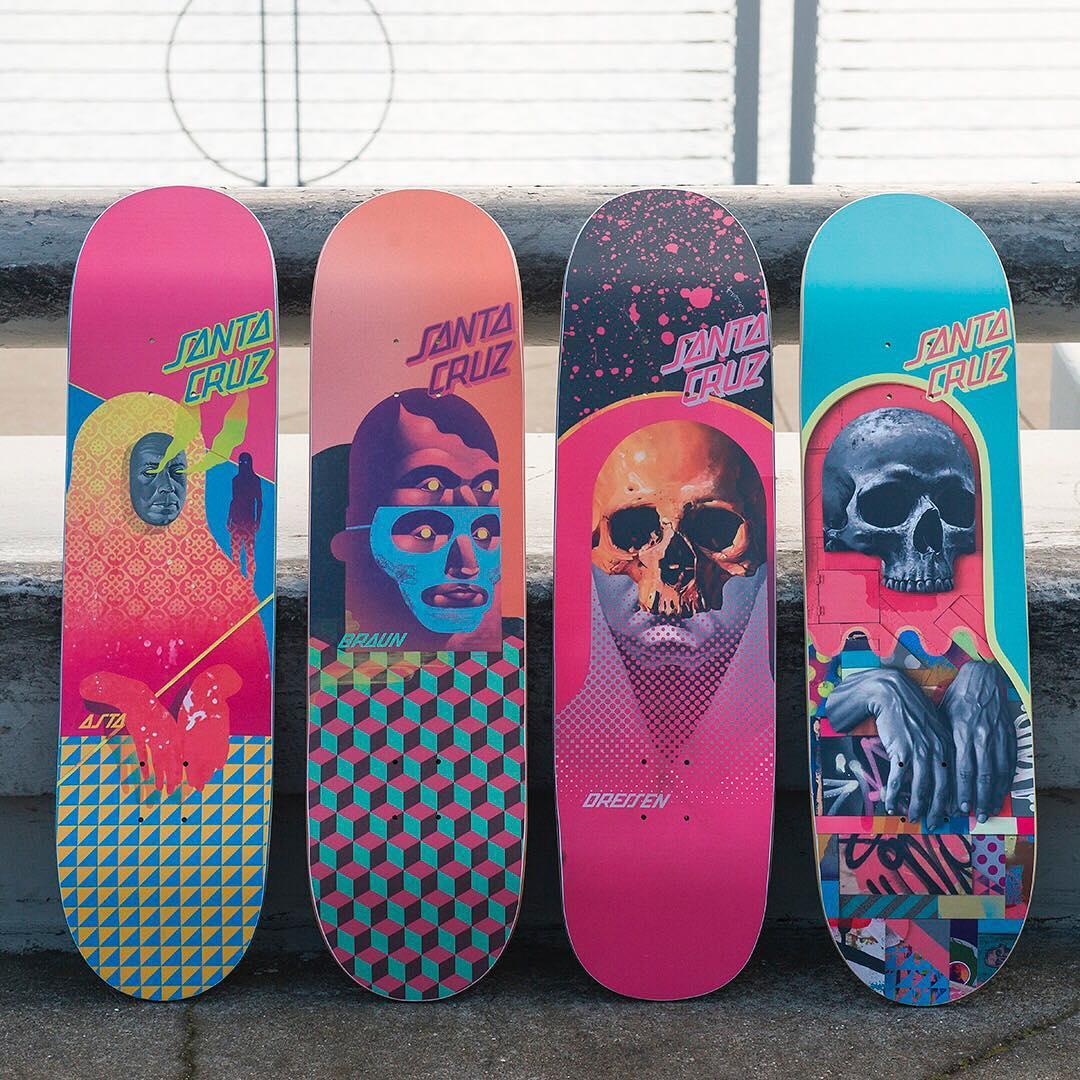 Michael Reader Santa Cruz Skateboards 2