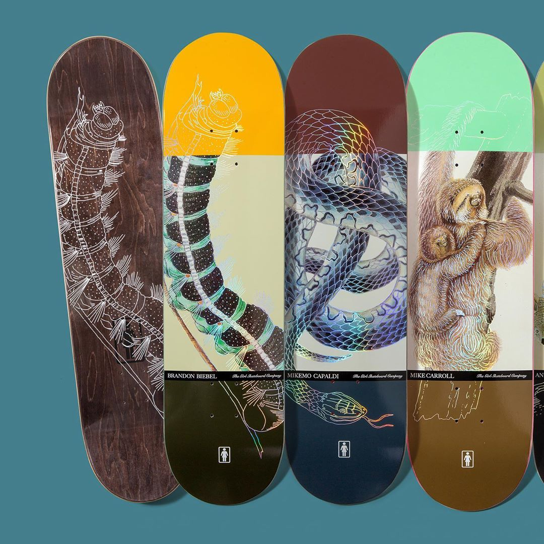 Ecol OG Series Par Girl Skateboards 6