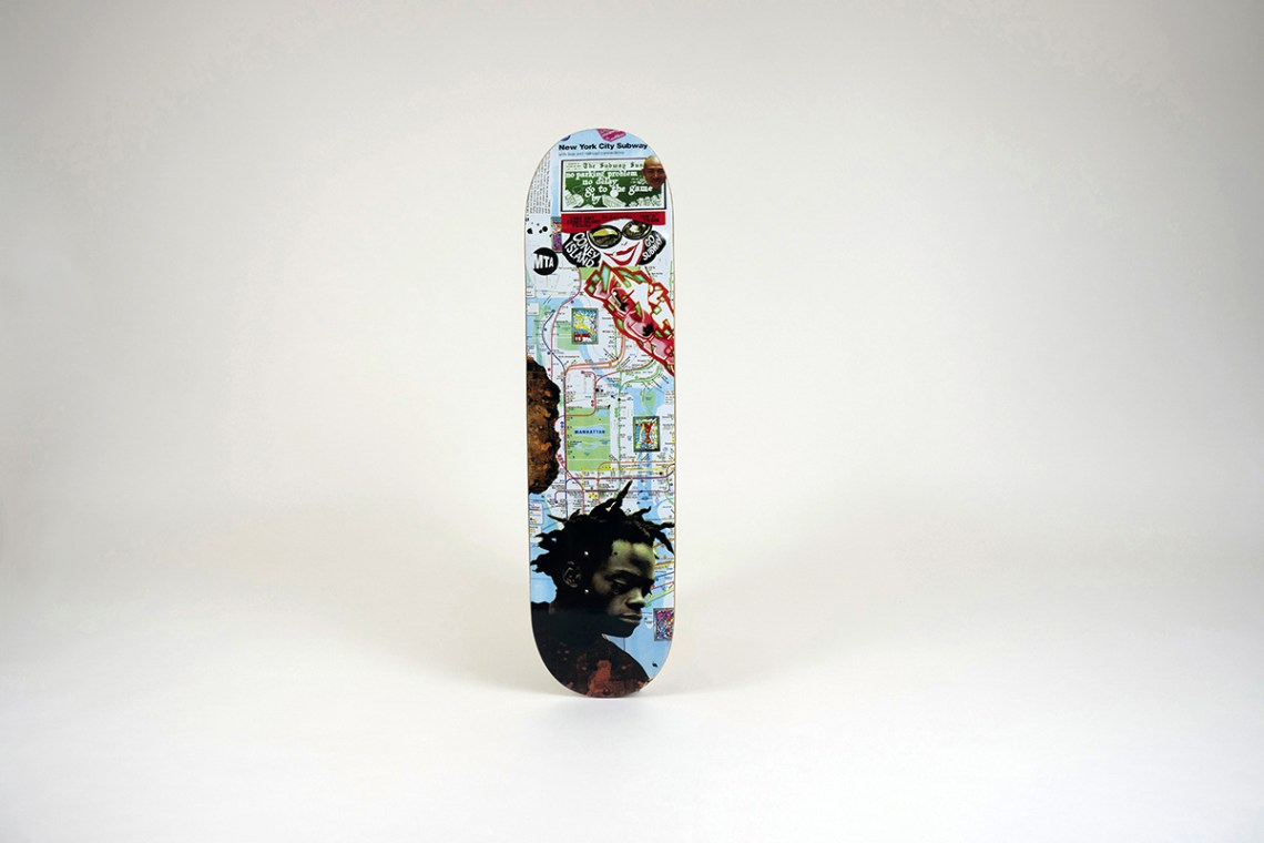 Phase 2 Harold Hunter Foundation Skateboard 1