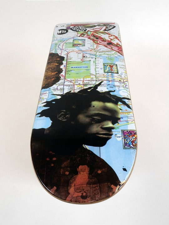 Phase 2 Harold Hunter Foundation Skateboard 3