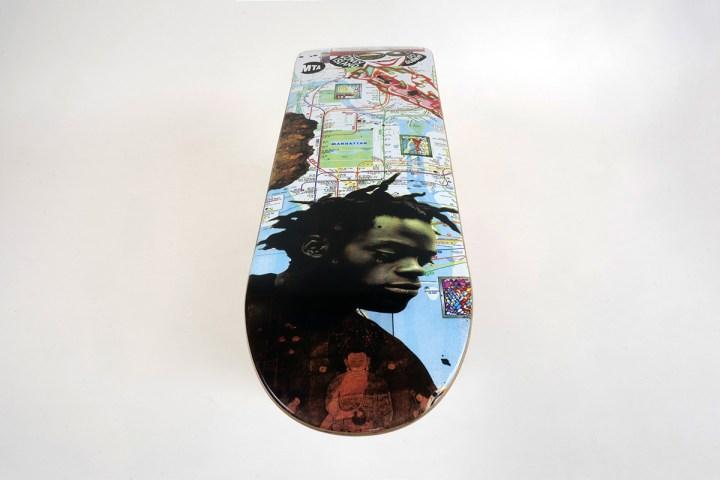 Phase 2 Harold Hunter Foundation Skateboard 3