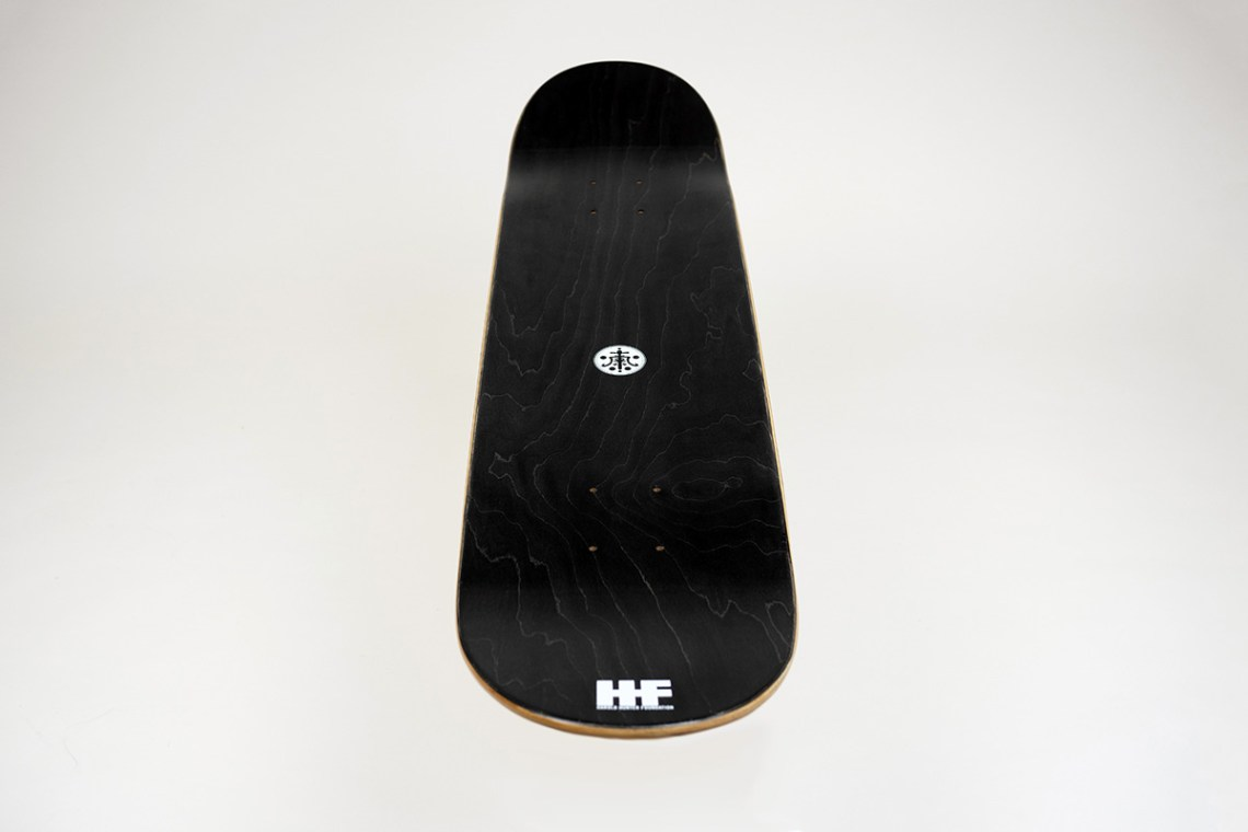 Phase 2 Harold Hunter Foundation Skateboard 5