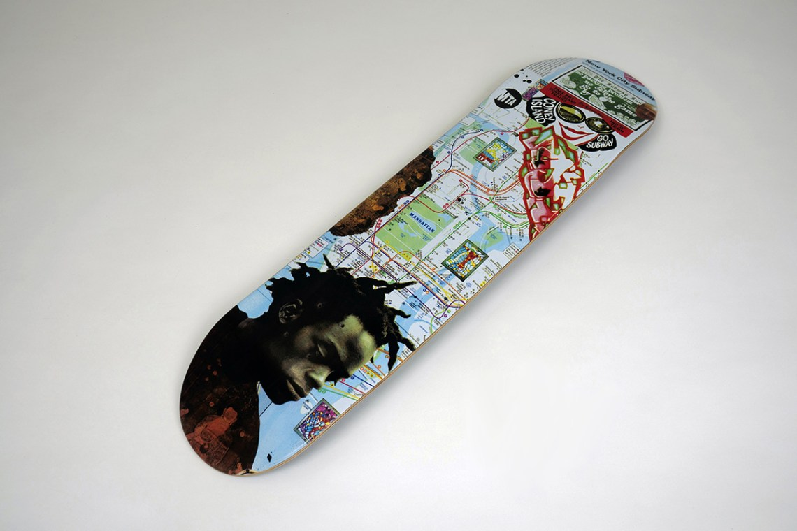 Phase 2 Harold Hunter Foundation Skateboard 7