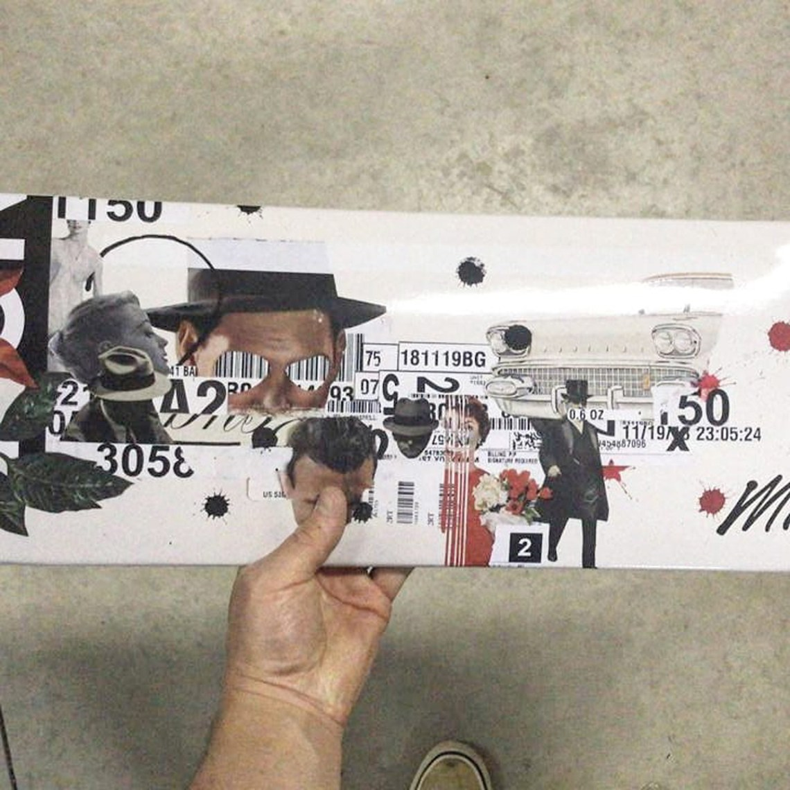 Beto Janz Milk Skateboards 1