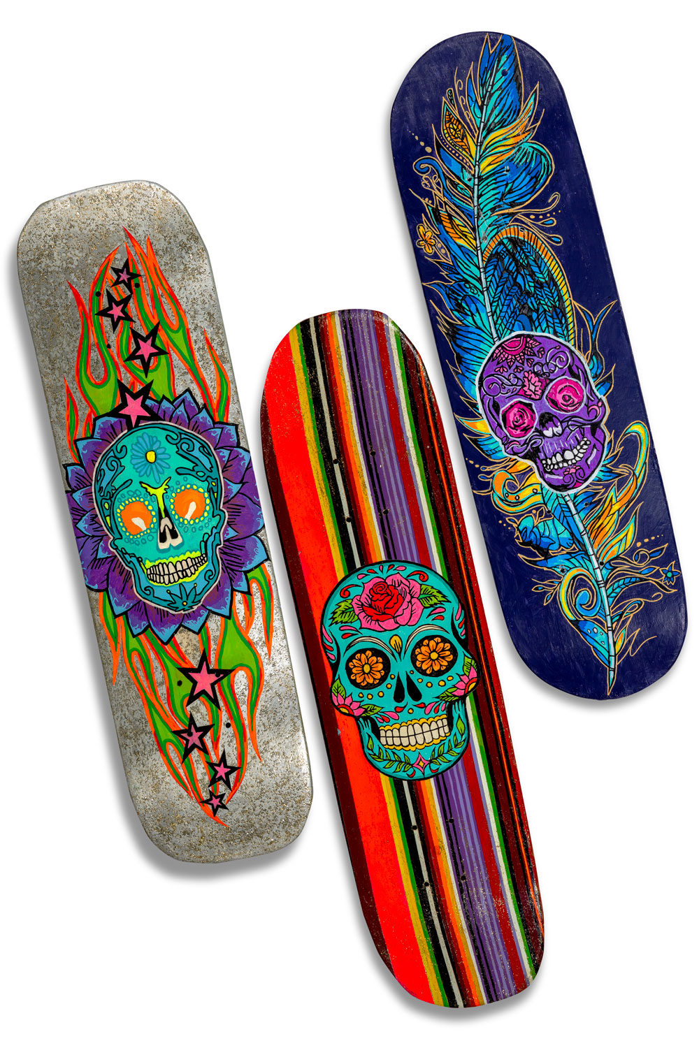 Calaveras Series By Nicolas Simon 6
