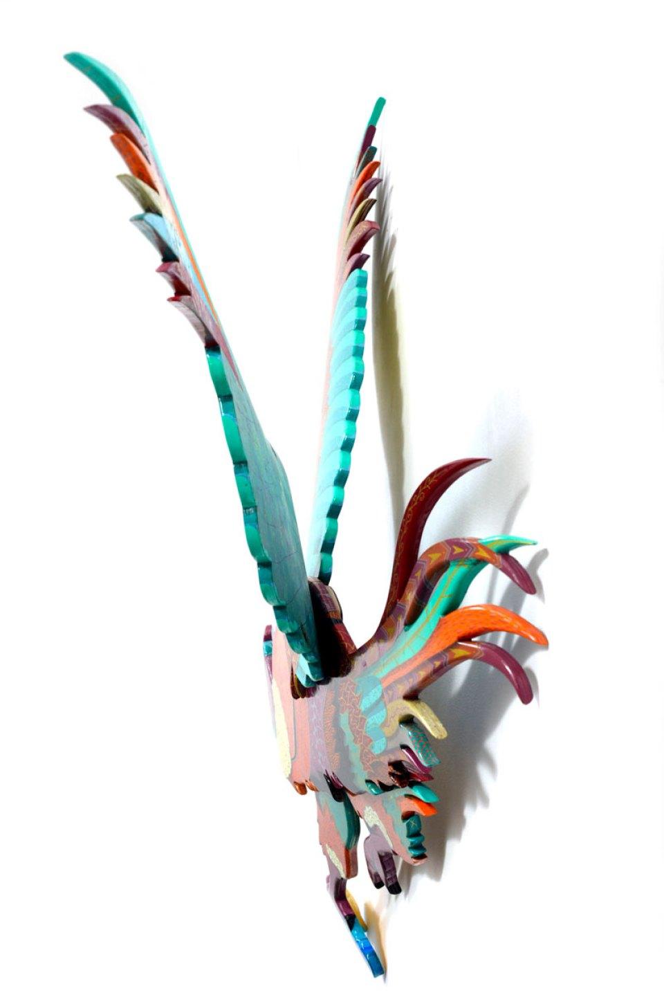 Condor Cleaner Sculpture En Skate Par Julien Deniau 4