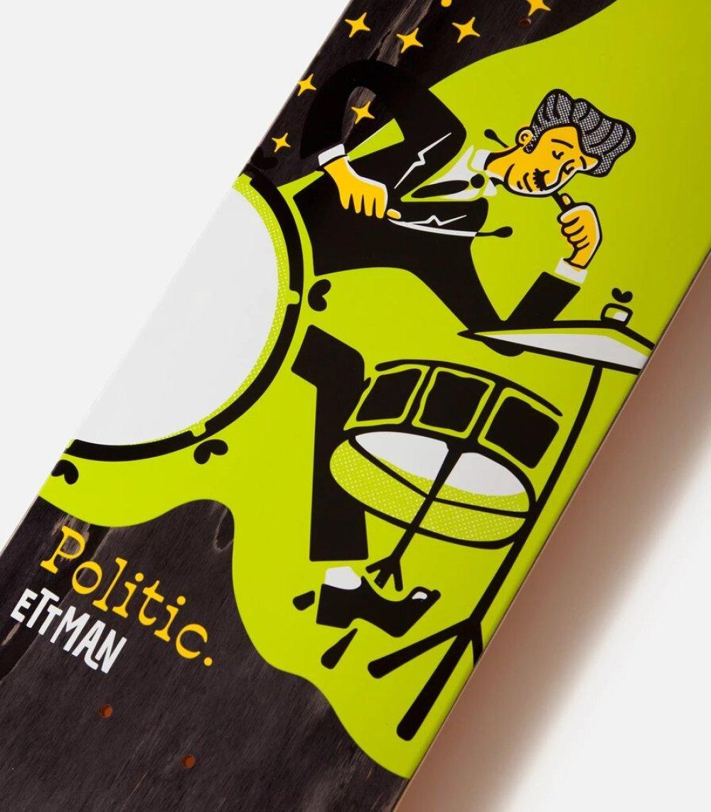 Jazz Series Politic Skateboards 5