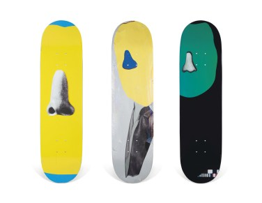 Skateboard Auction Supreme Christies Ny25