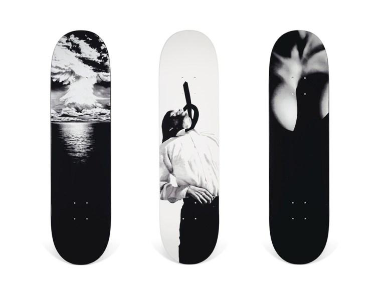 Skateboard Auction Supreme Christies Ny27