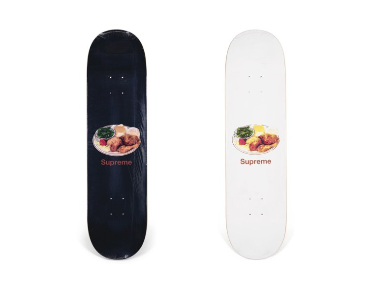 Skateboard Auction Supreme Christies Ny41