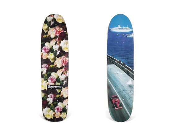 Skateboard Auction Supreme Christies Ny47
