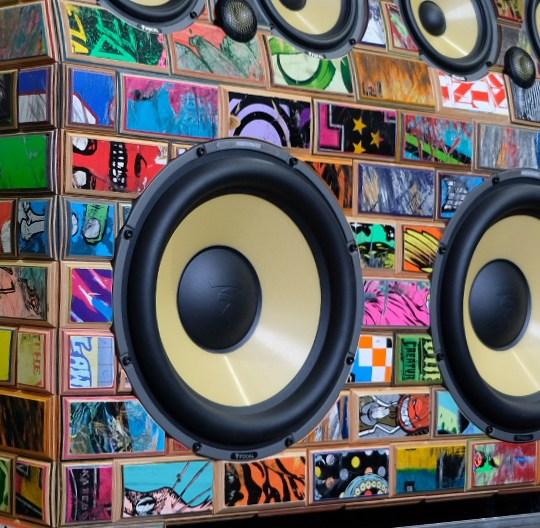 The Wall Artwork By Spotwaste 3