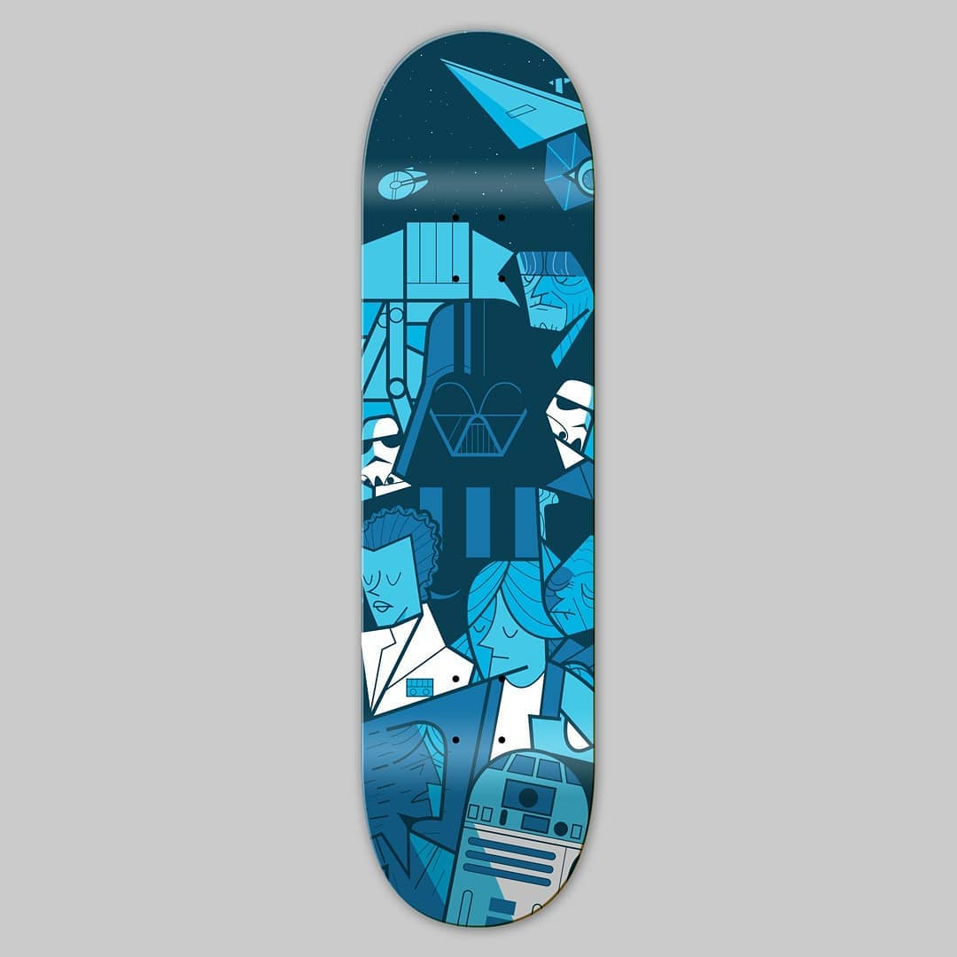 Trilogy Skateboards By Ale Giorgini Bonobolabo 4