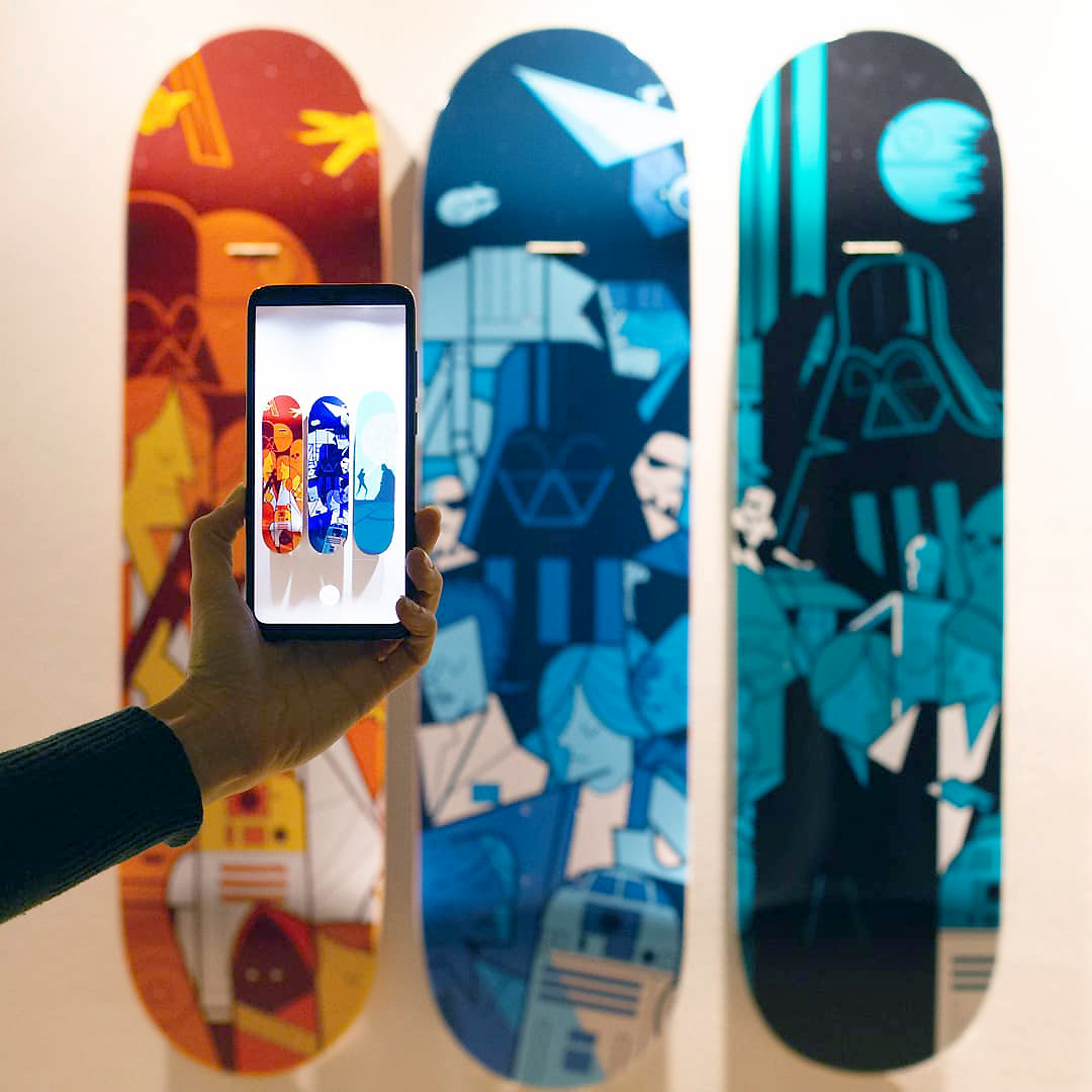 Trilogy Skateboards By Ale Giorgini Bonobolabo 9