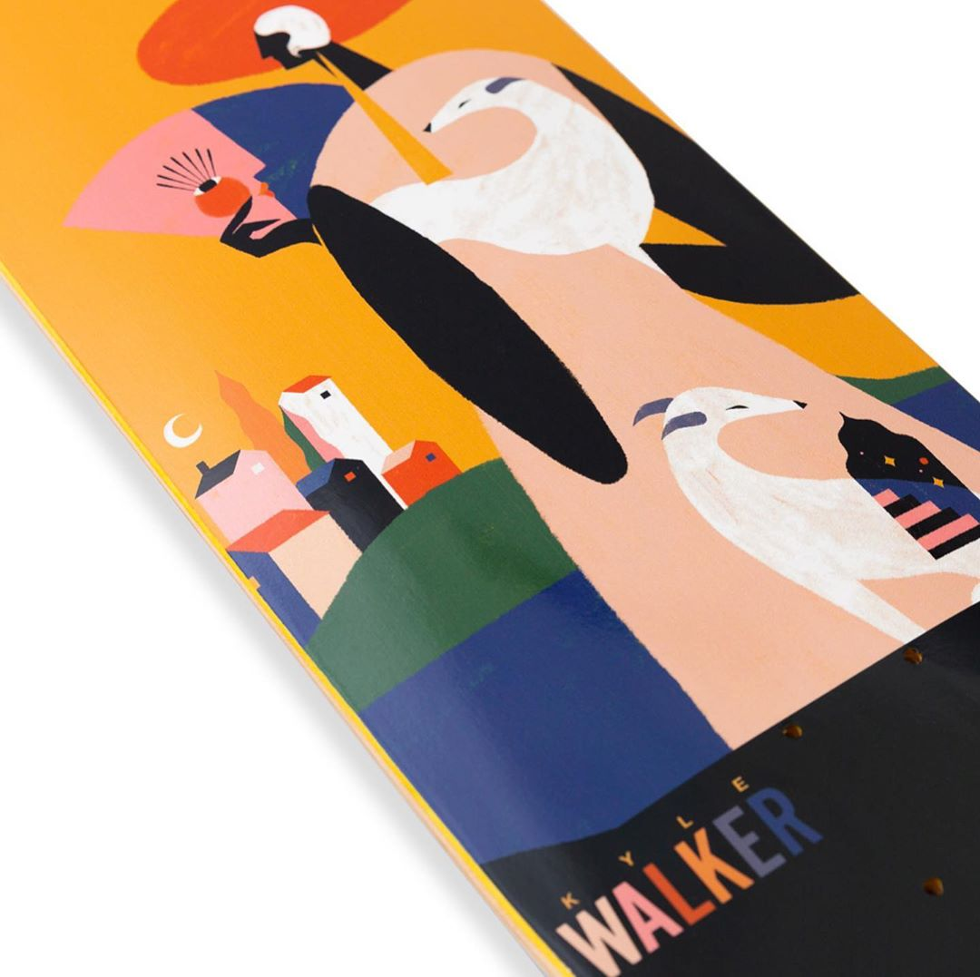 Willian Santiago Real Skateboards 5