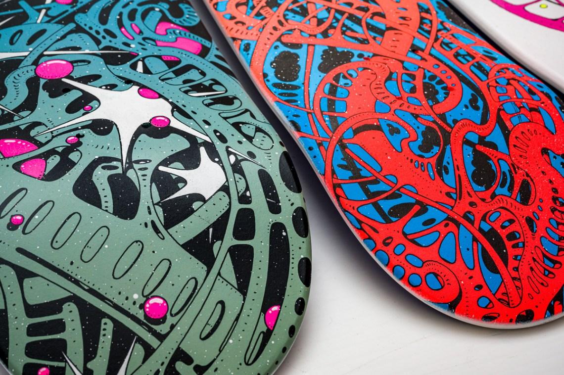 Apercu Skateboards Spraying Board 001 8