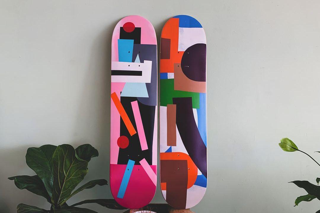 Custom Skateboards By Pablo Lopez 3