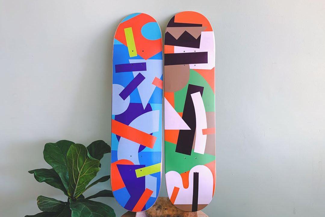 Custom Skateboards By Pablo Lopez 7