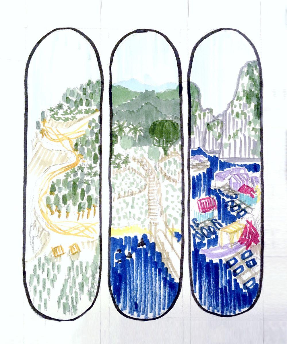 Asian Landskate Par Maxime Hurdequint 1