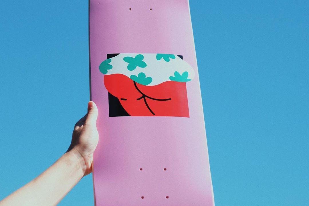 Custom Skateboards By Marylou Faure 5