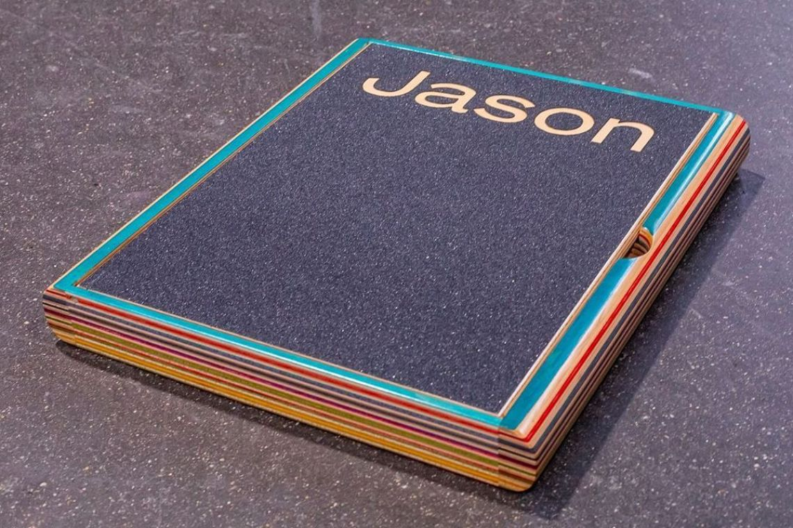 Jason Book Thirty Years Without Sticking By Michael Jason Plasse 12