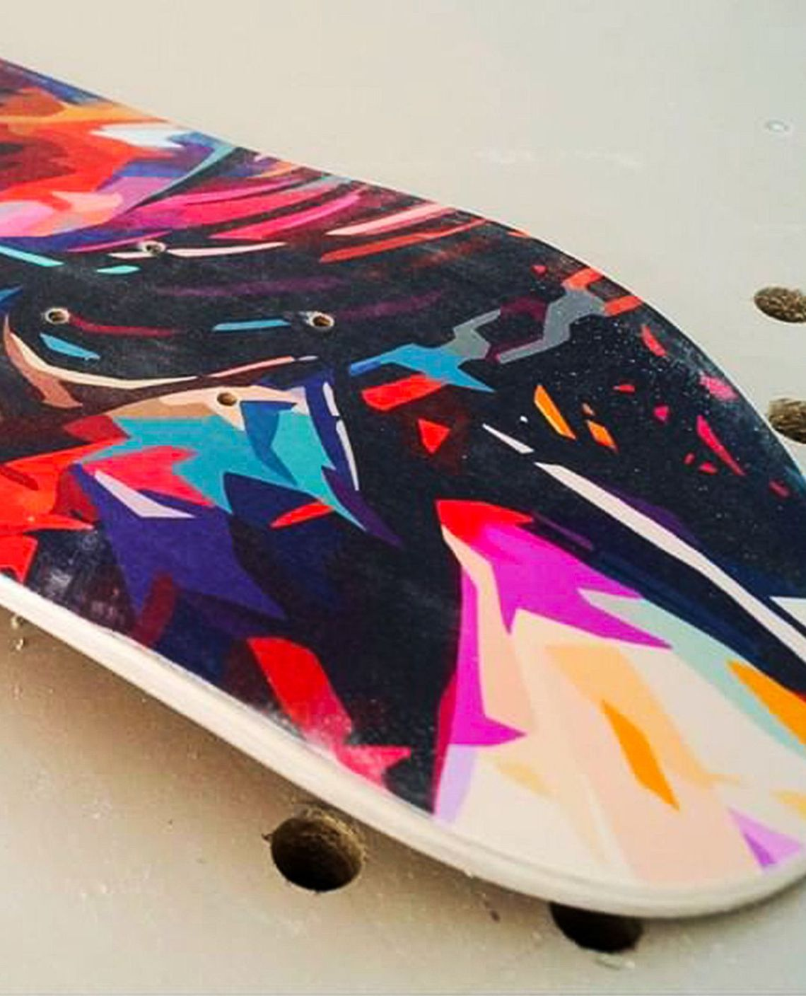 Droid Father Soldier Skateboards By Kaneda X Bonobolabo 3