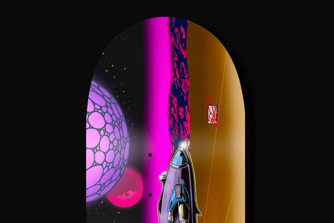 Loodz X Arkaic Concept For Spraying Board 4