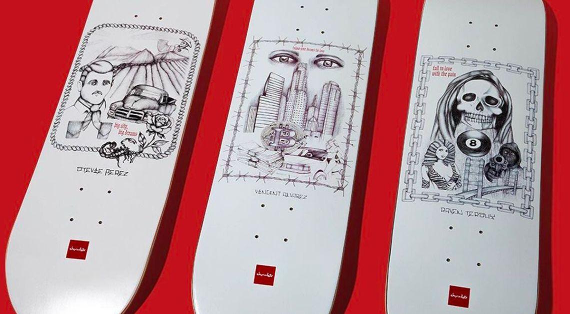 Big City Big Dreams Series By Cmg X Chocolate Skateboards 8