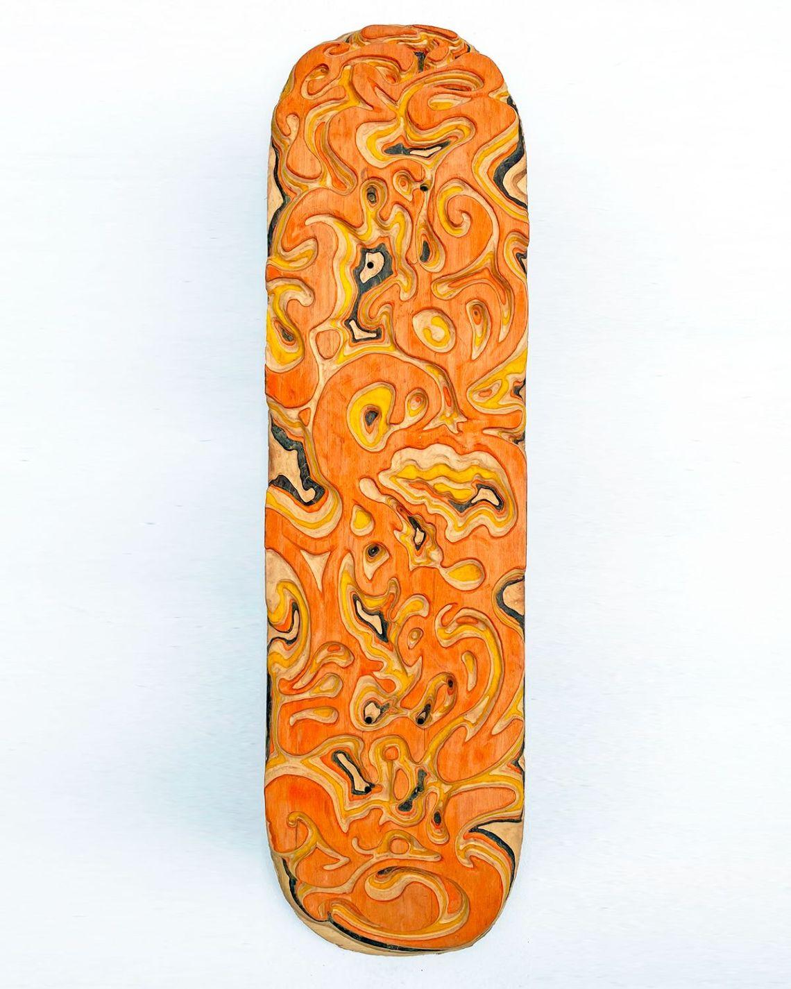 Carving Custom Skateboards By Tom Le Maitre 5