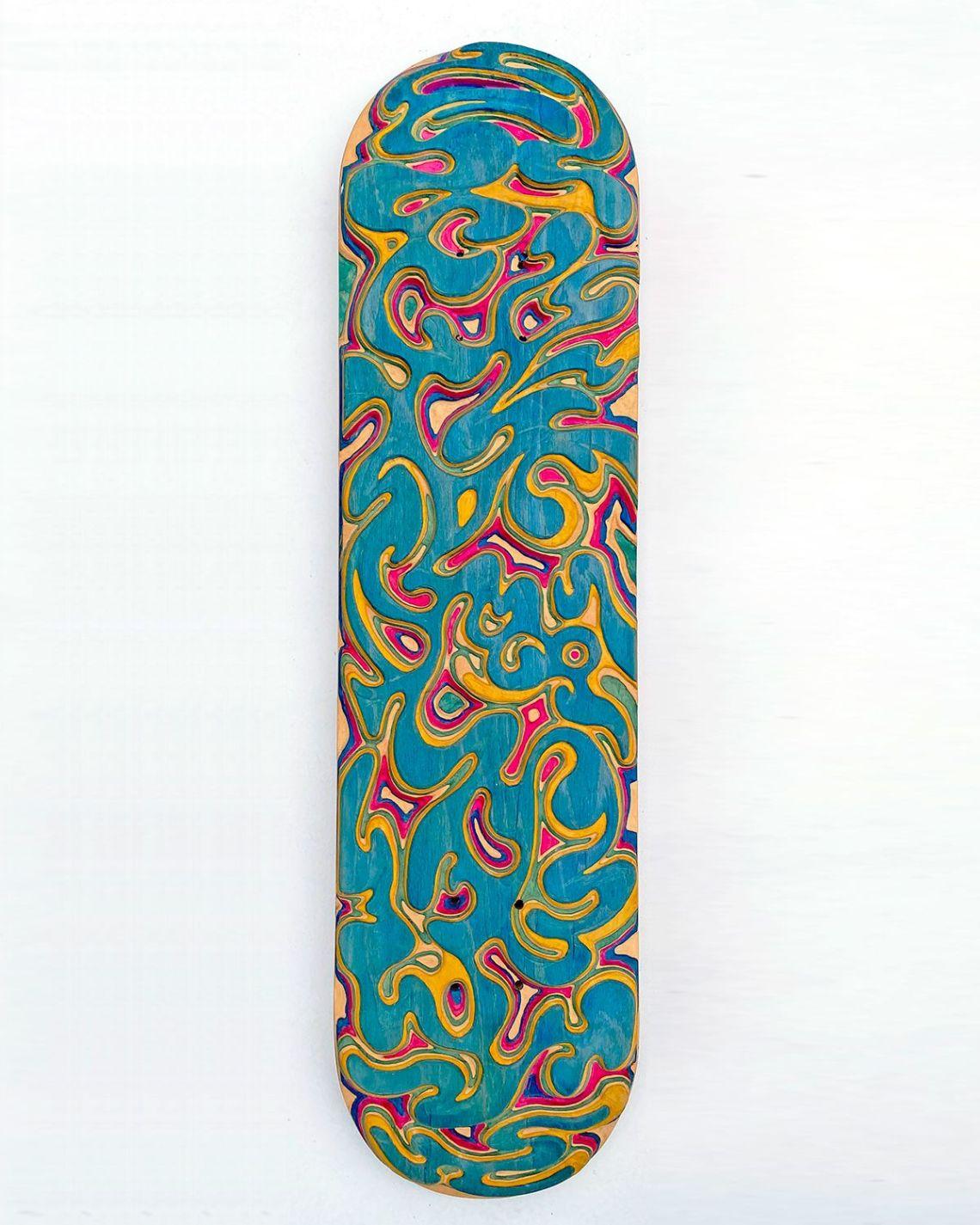 Carving Custom Skateboards By Tom Le Maitre 8