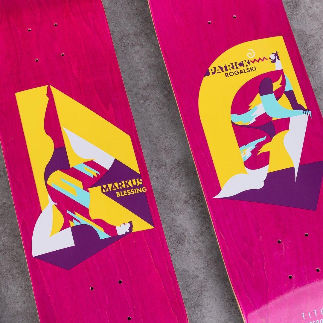 Aerobic Series Par Fzchiedric X Titus Skateboards1