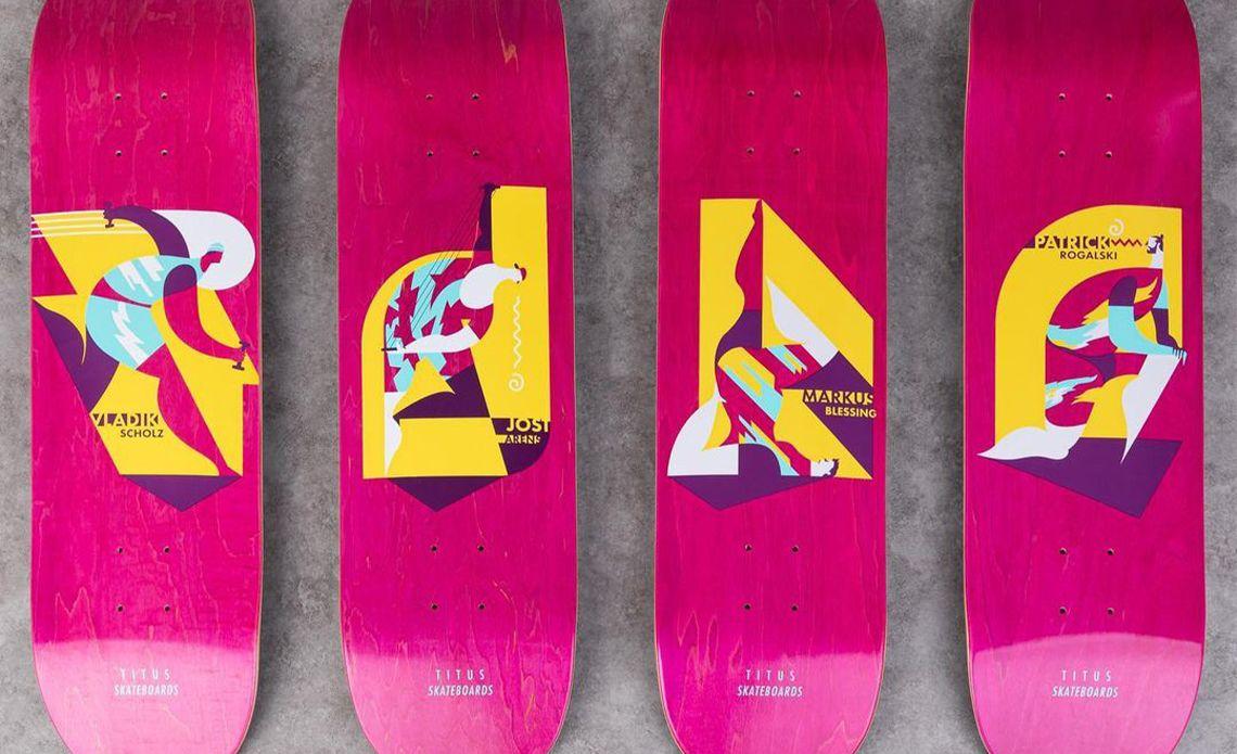 Aerobic Series Par Fzchiedric X Titus Skateboards5