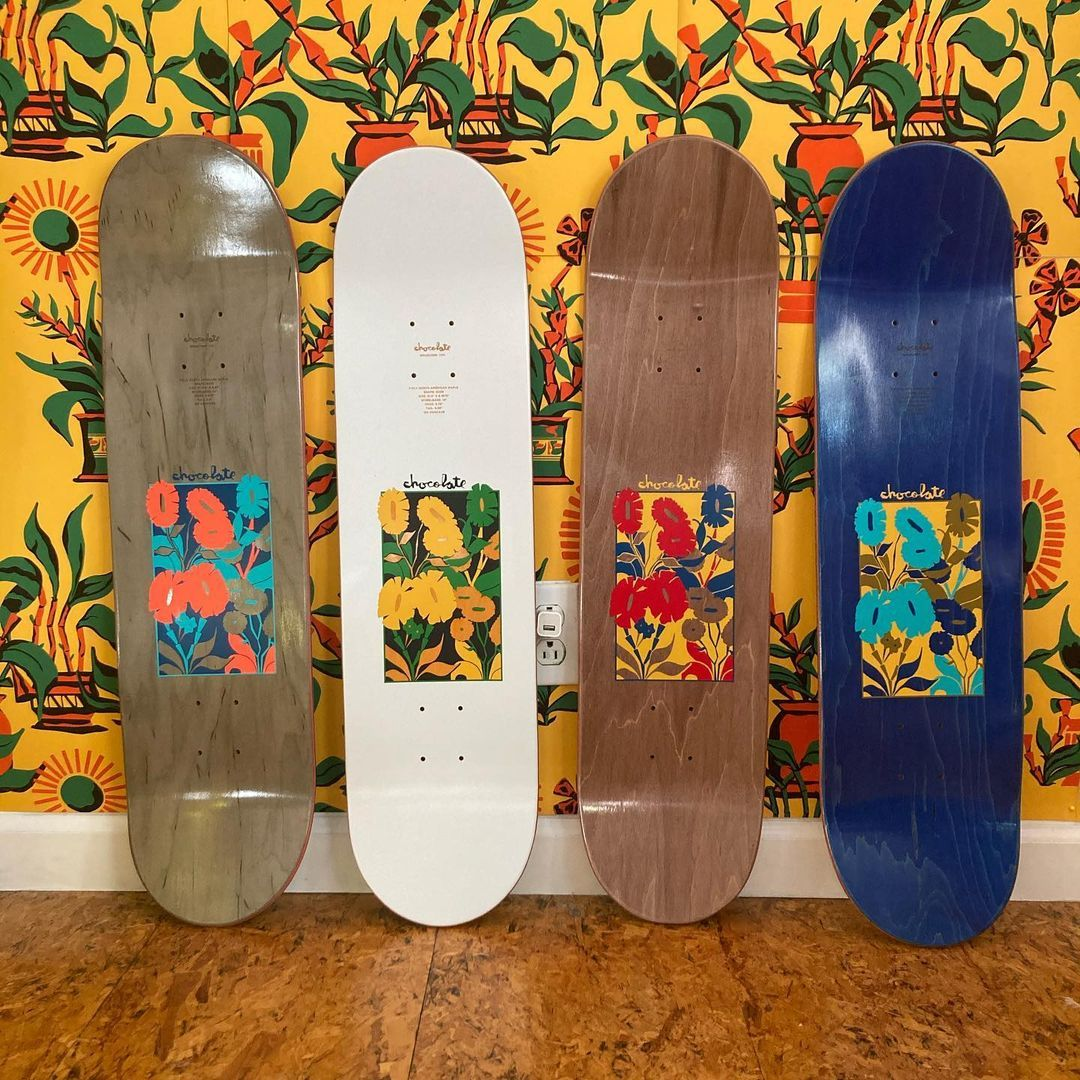 Plantasia Series Par Ben Peterson X Chocolate Skateboards.2