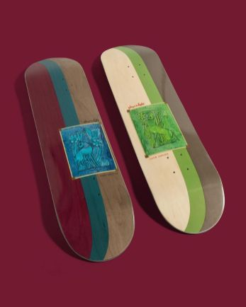 The Folkloric Capsule By CMG X Chocolate Skateboards 2