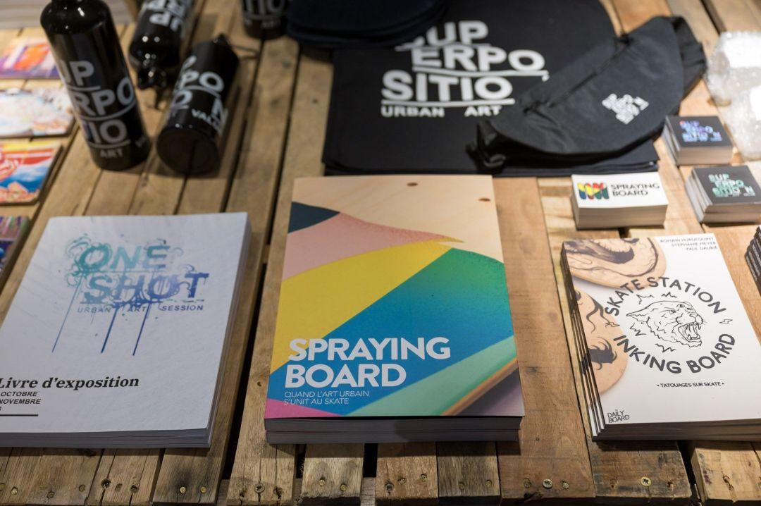 Vernissage Spraying Board (7)