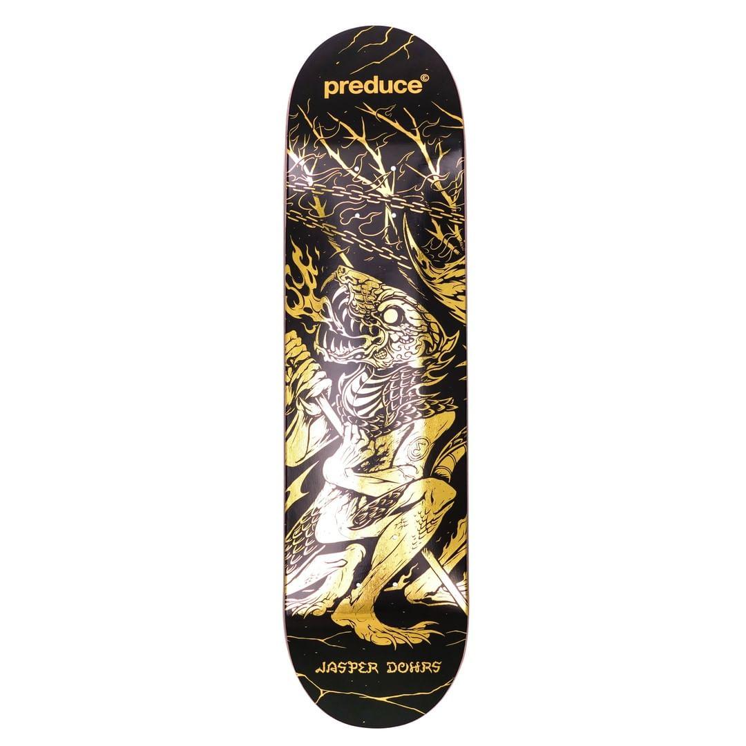 Nakara Series By Smith Phiromsank X Preduce Skateboards 3