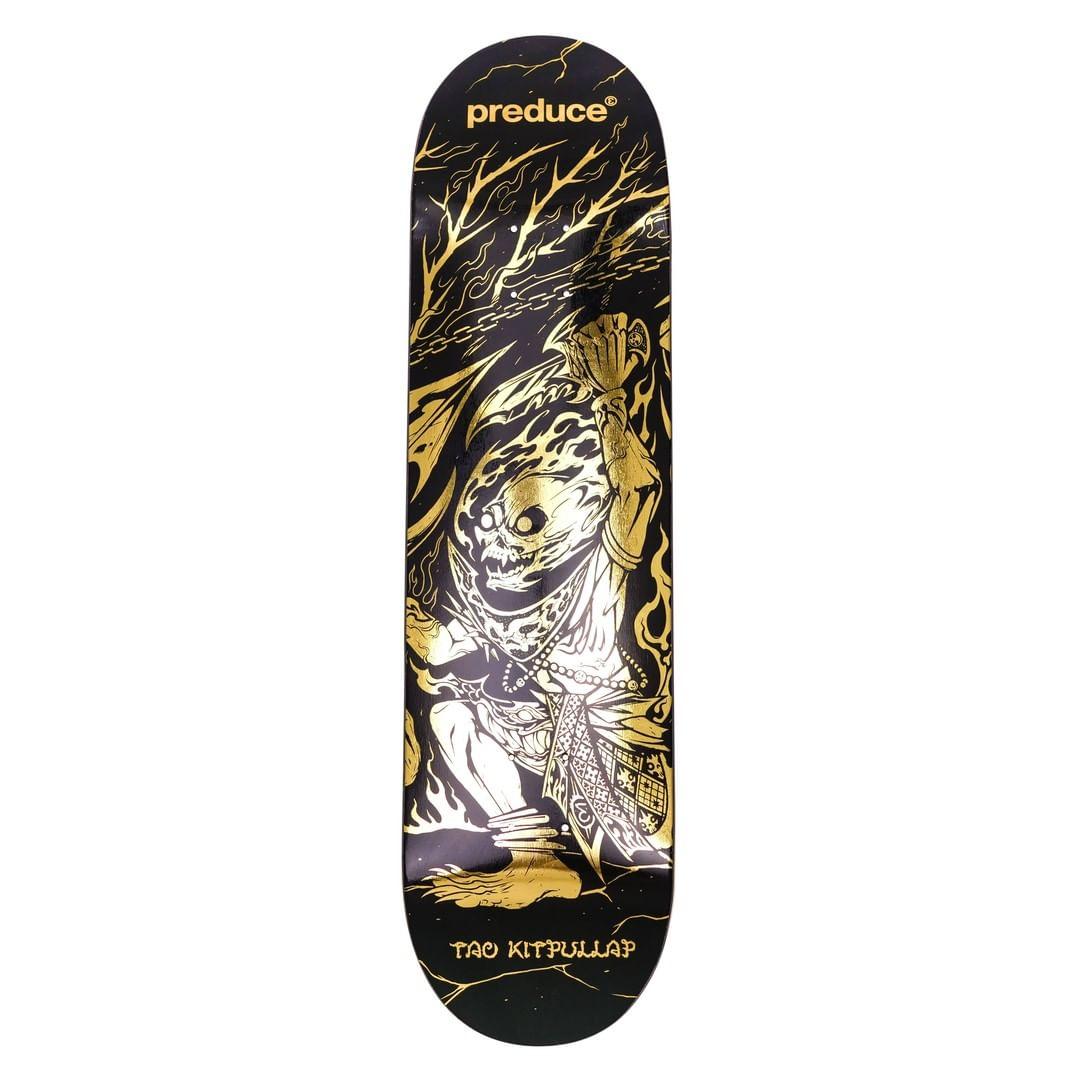 Nakara Series By Smith Phiromsank X Preduce Skateboards 5