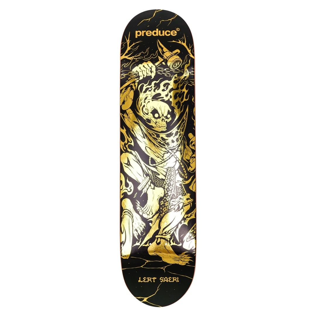 Nakara Series By Smith Phiromsank X Preduce Skateboards 6