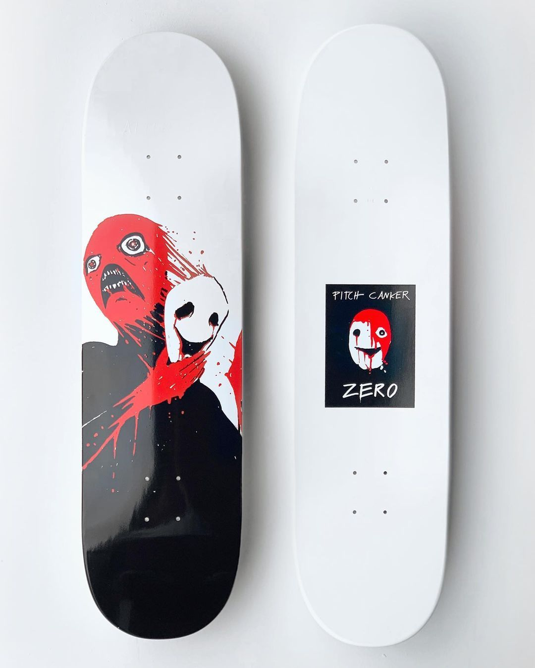 Pitch Canker X Zero Skateboards 11