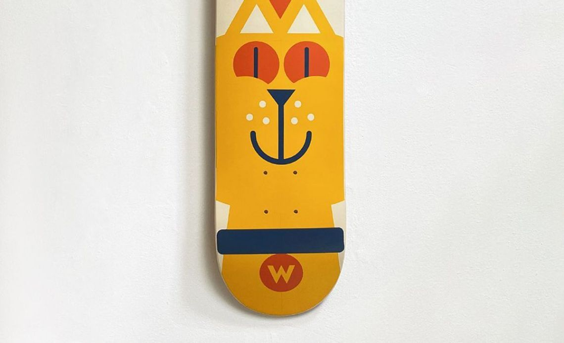 Board For Kid Custom Board By Wood Campers 1