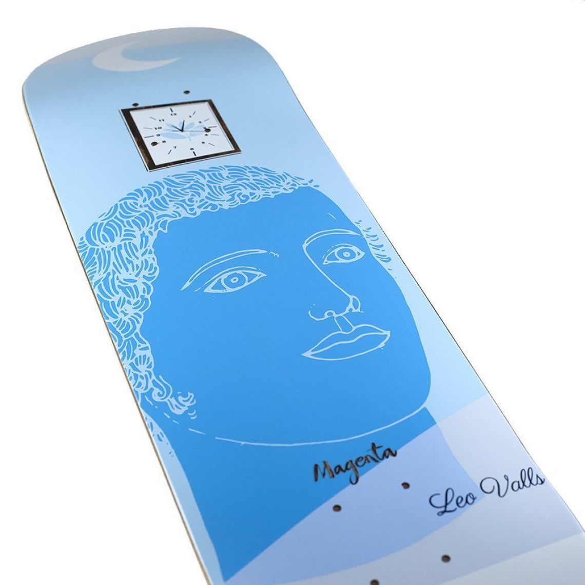 Sleep Board Series By Soy Panday For Magenta Skateboards 5