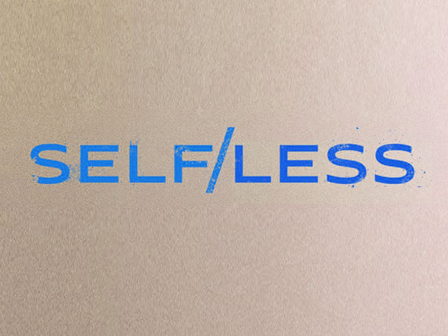 Self Equals Selfless. . .