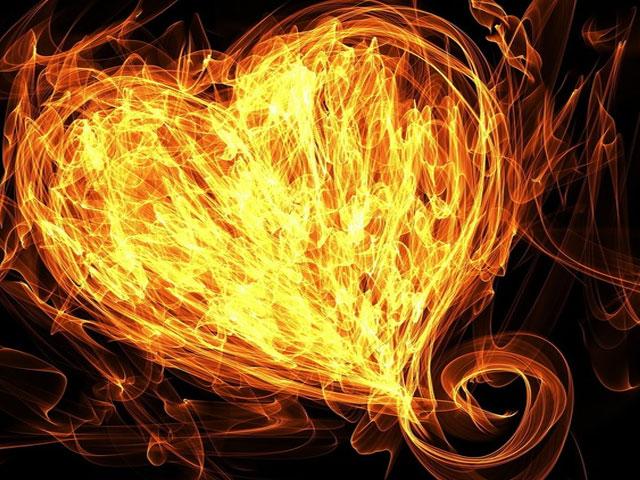 Burning Light. . .