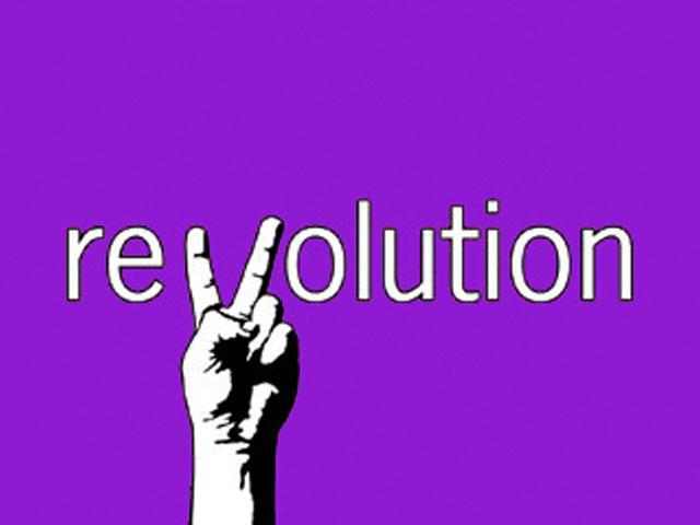 Your Revolution. . .