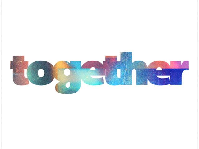 Steps Together. . .