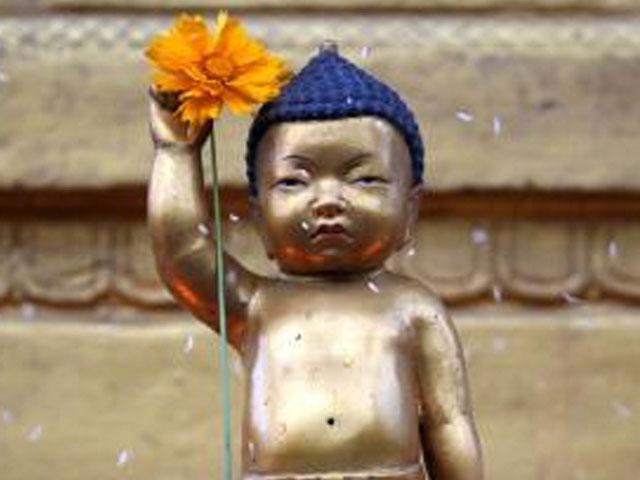 Buddhist Beauty?