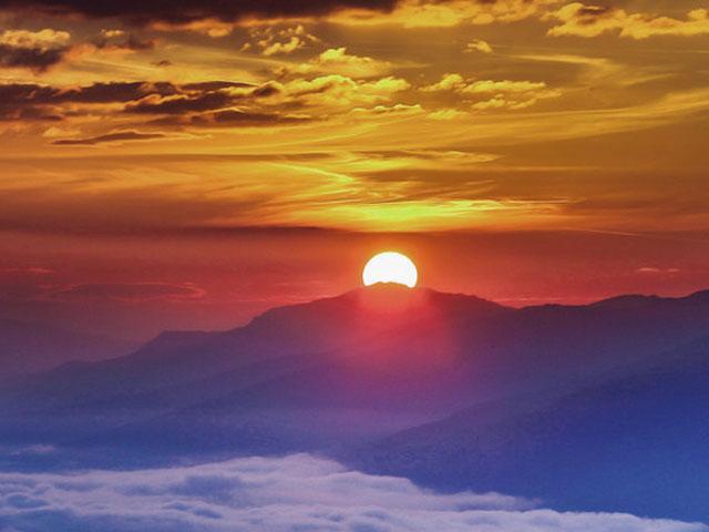 Be Sun. . .